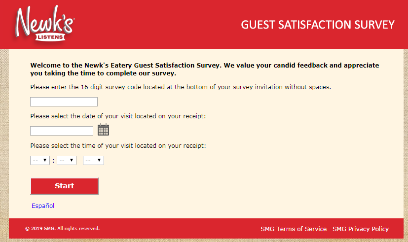 Newk's Listens Survey to Get Free Coupon Code